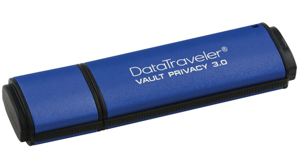 Kingston Datatraveler Vault Privacy 3.0 First Impressions