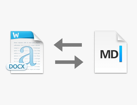 Convert Docx To Markdown With Pandoc